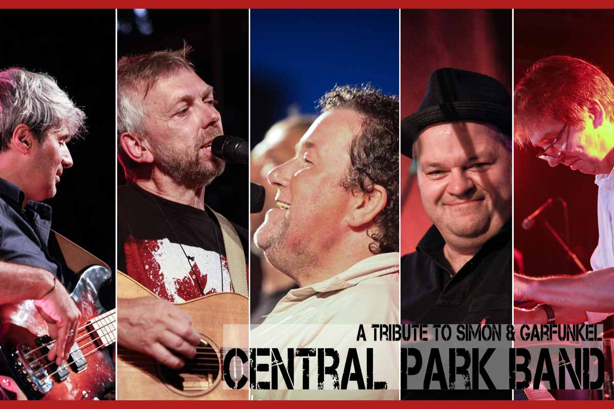 Central Park Band Simon & Garfunkel Tribute Band