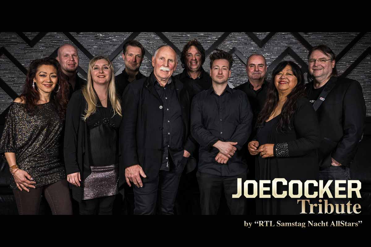 Joe Cocker Tribute by RTL Samstag Nacht AllStars