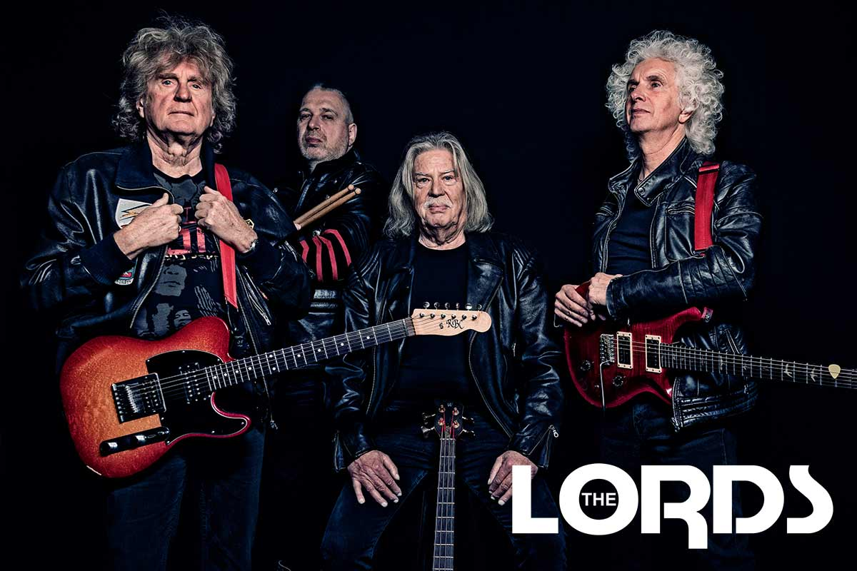 THE LORDS The Lords - Jetzt erst recht!